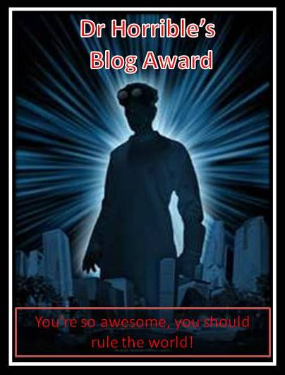 Dr. Horrible Blog Award